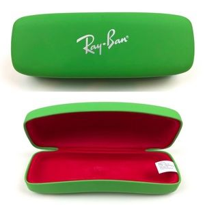 Ray-Ban Case for Glasses or Sunglasses Green!